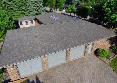 roofing garage