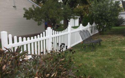 Vinyl Fencing Contractors Appleton